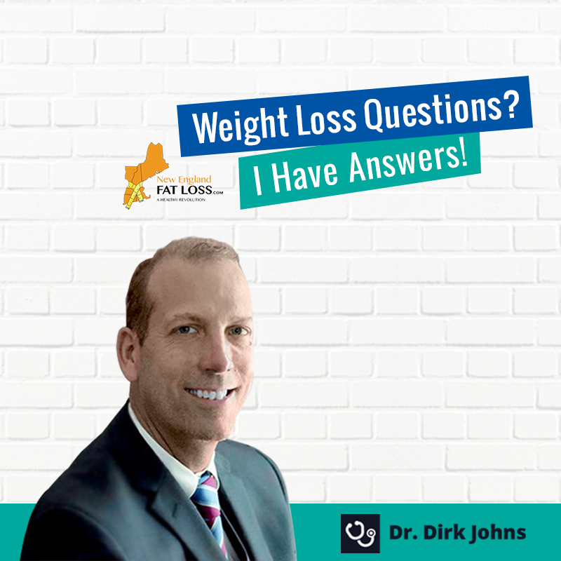 Check out the reviews for Dr. Dirk Johns on the New England Fat Loss program.
