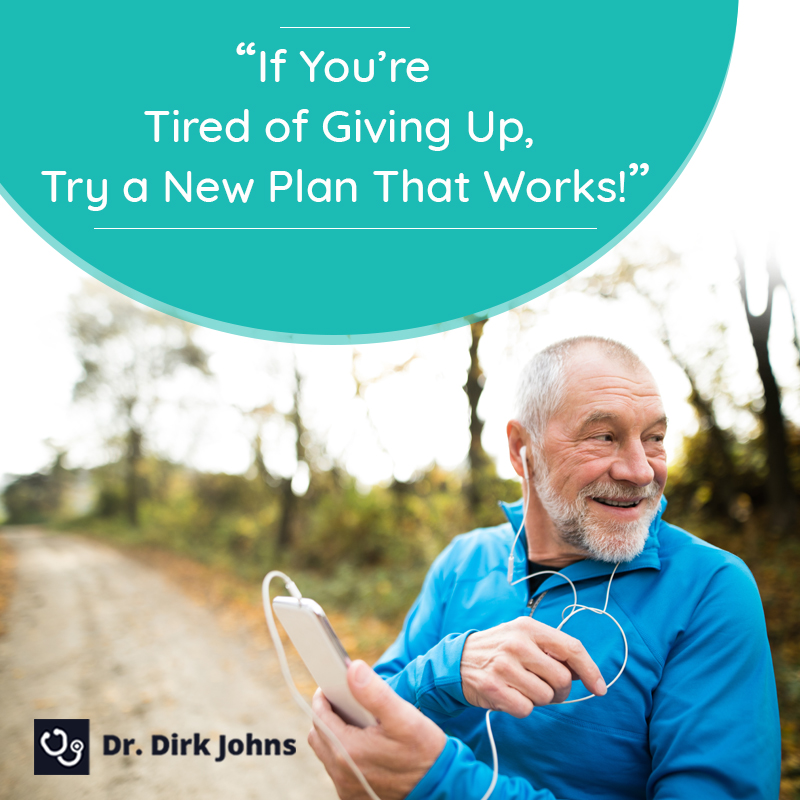 With Dr. Dirk Johns, weight loss can be fun and simple!