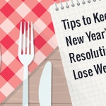 Tips To Keep a New Year's Resolution To Lose Weight