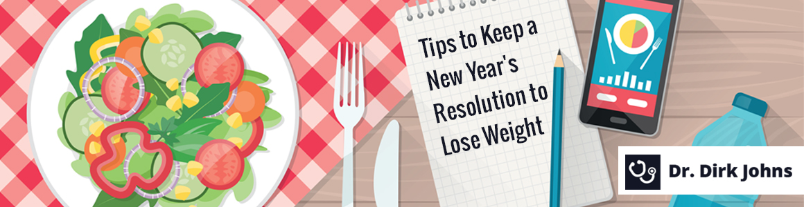 Helpful Tips for Keeping Your Weight Loss Resolutions